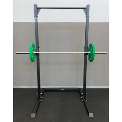 SQUAT RACK CON PULL UB BAR